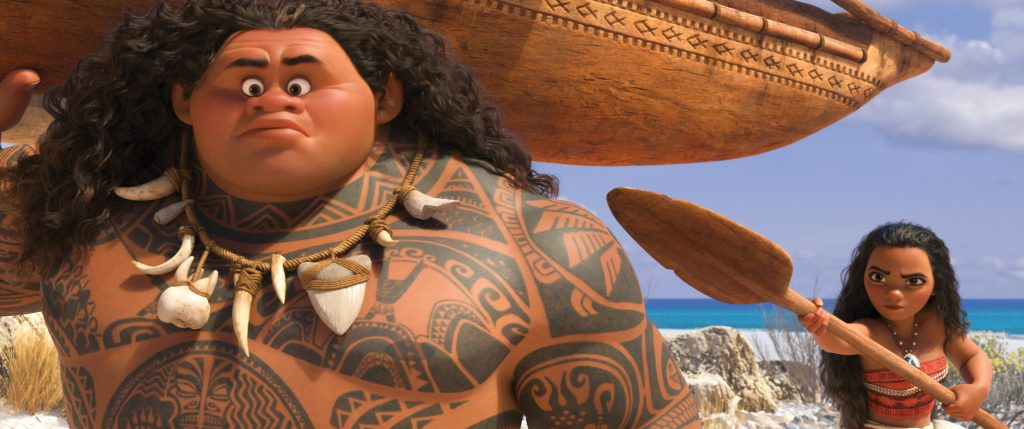 Moana interview with movie creators