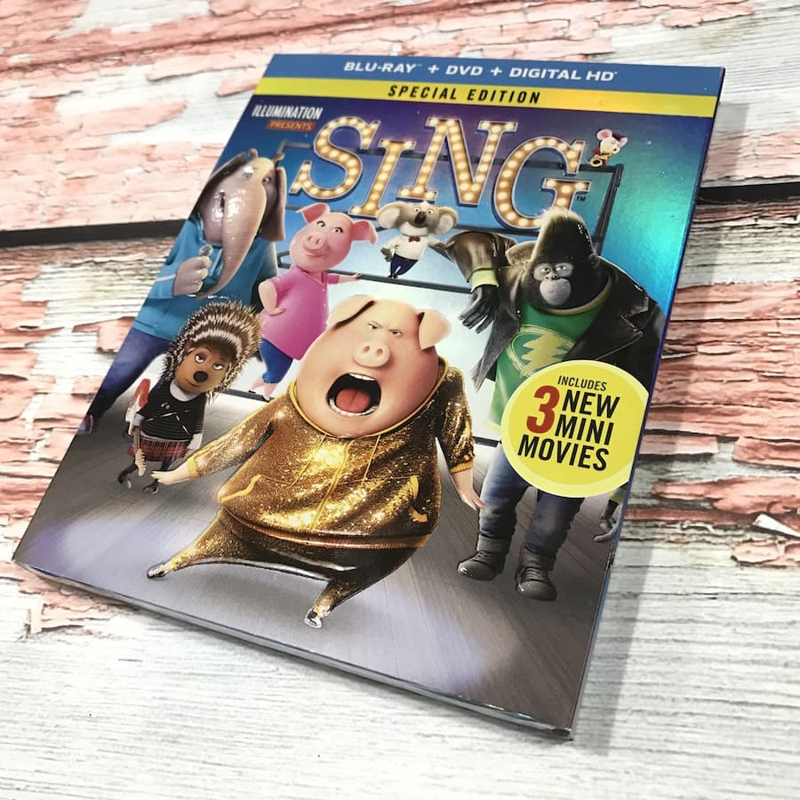 We can't wait for SING Special Edition!