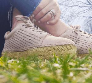 Marc Fisher LTD Mandal Sneakers: Spring Favorite