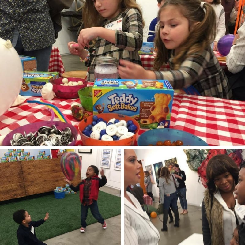 TEDDY Soft Bakes Encourage Playful Discovery During Snack Time #DiscoverTeddy