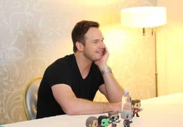 Chris Pratt Talks Guardians Of The Galaxy Vol. 2 And #WhatsMySnack #GotgVol2Event