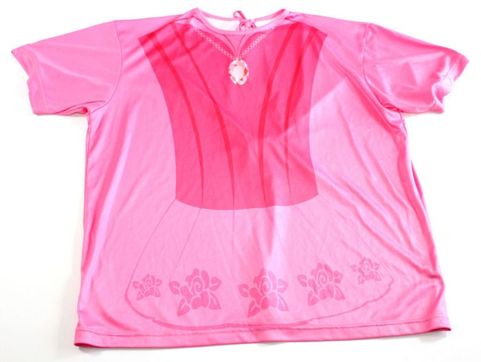 Princess shirt Pediatric Hospital Gown Line