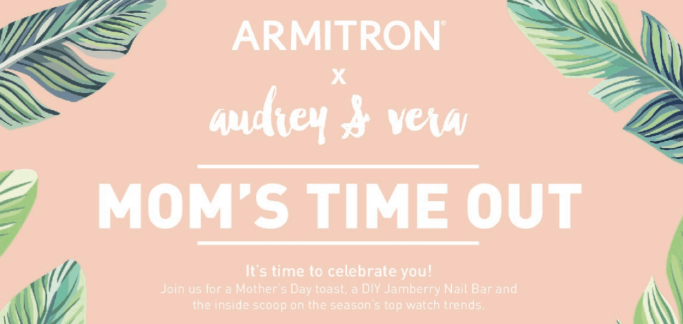 Celebrate Mother's Day With Armitron Watches