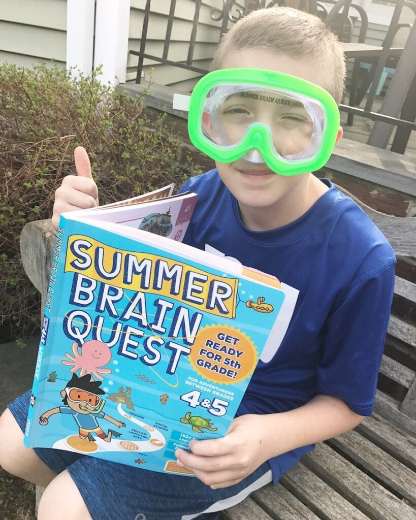 Summer Brain Quest is an exciting new extension of the beloved and #1 best selling Brain Quest brand