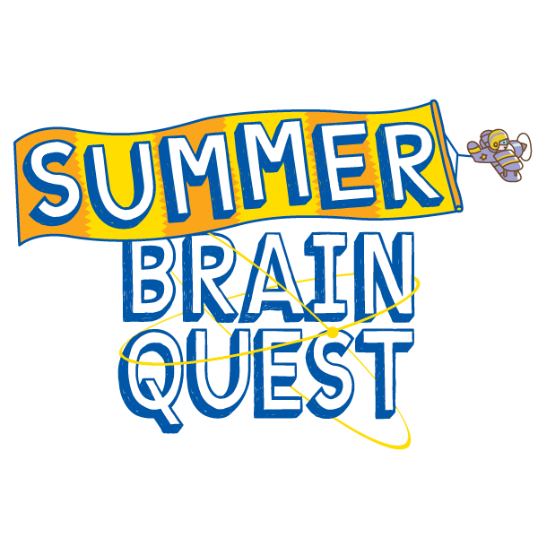 Summer Brain Quest Logo