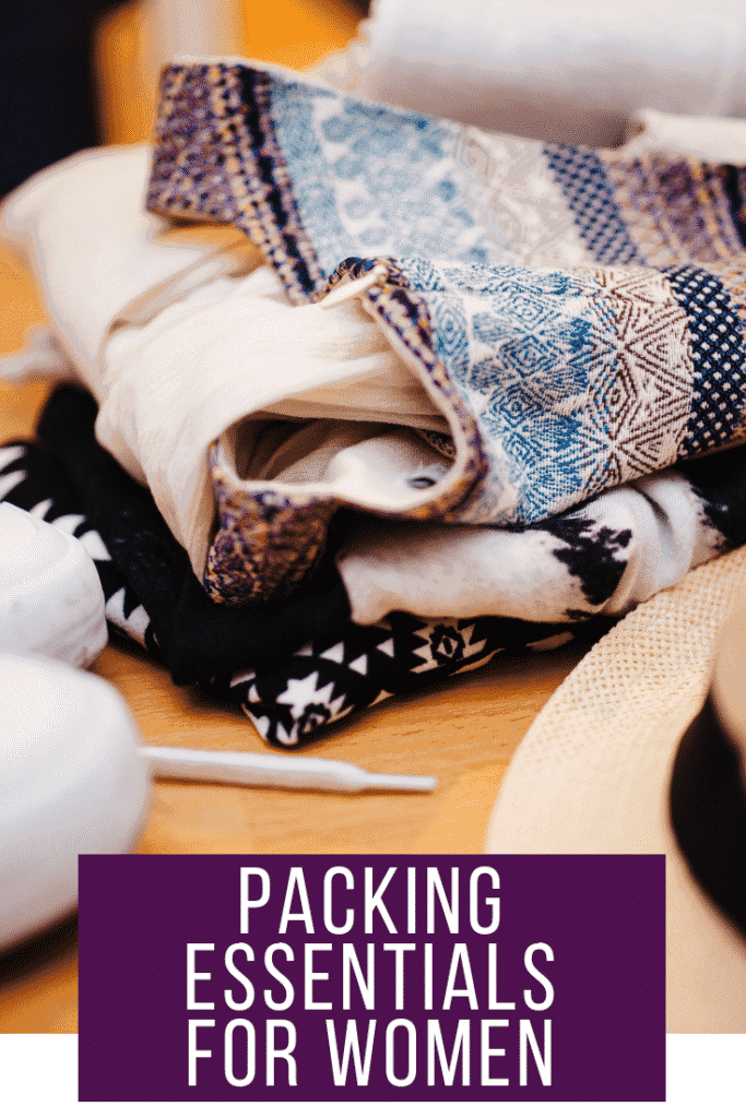 What To Pack While You Are Traveling: The Forgotten Essentials
