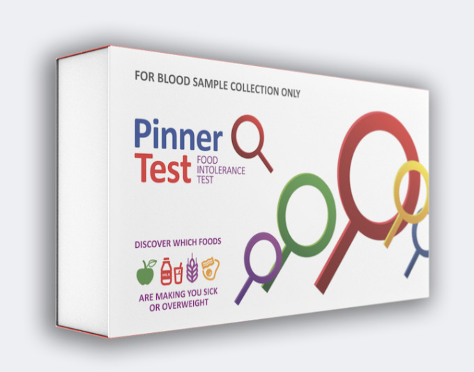 pinner test food intolerance