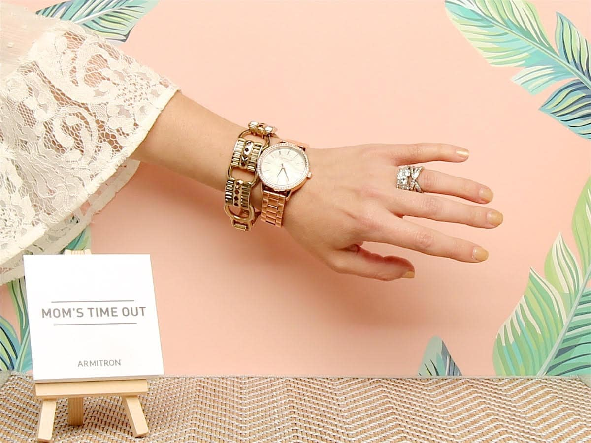 Spring Watch Trends For 2017: Bold Faces, Mesh Bands, Rose Gold And More! @ArmitronWatches