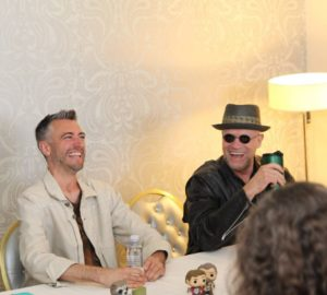 What's Next For Sean Gunn And Michael Rooker: Guardians Of The Galaxy Vol. 2 Exclusive Interview #GOTGVol2Event