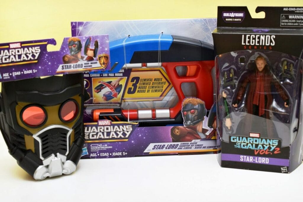 Guardians Of The Galaxy Vol. 2 Toy Guide