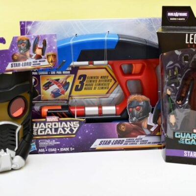 Guardians Of The Galaxy Vol. 2 Toy Guide: Baby Groot Dancing And More #GOTGVol2Event #GotGVol2