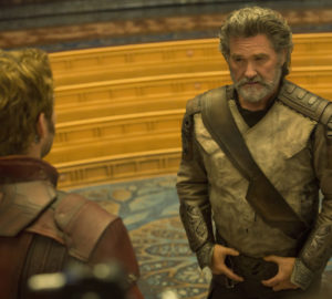 Kurt Russell's EGO Brings A New Spin To Guardians Of The Galaxy Vol. 2 #GOTGVol2Event