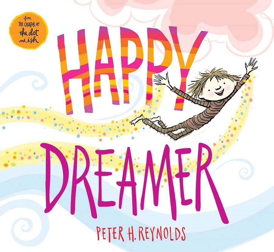 Happy Dreamer Children's Book