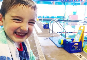 Swim Classes - 6 Reasons Your Kids Should Take Them