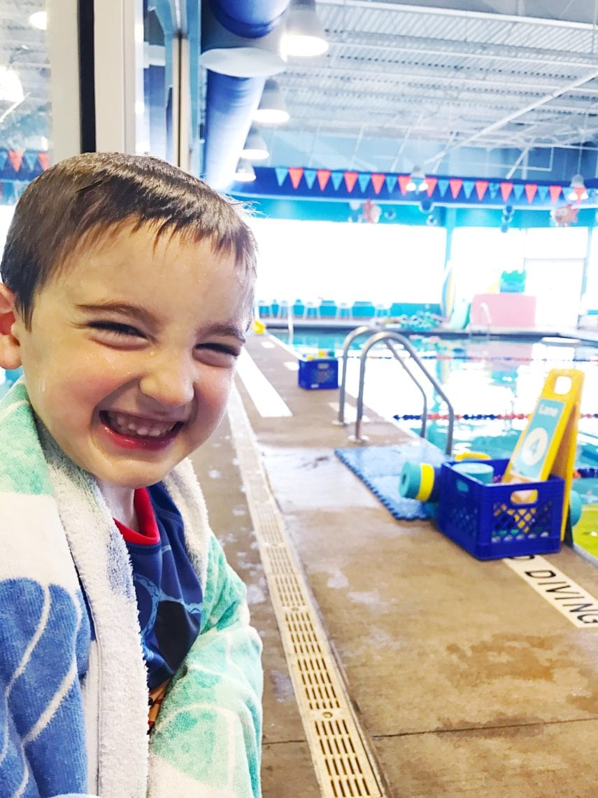 Swim Classes - 6 Reasons Your Kids Should Take Them