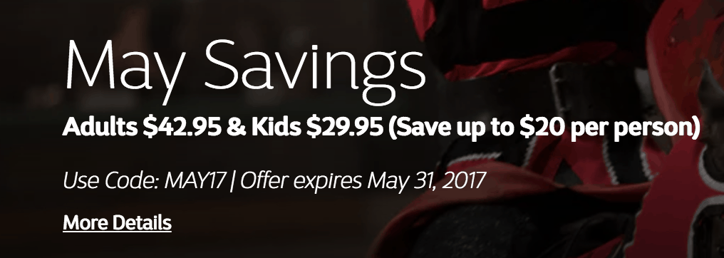 Medieval Times Discount Coupon Code