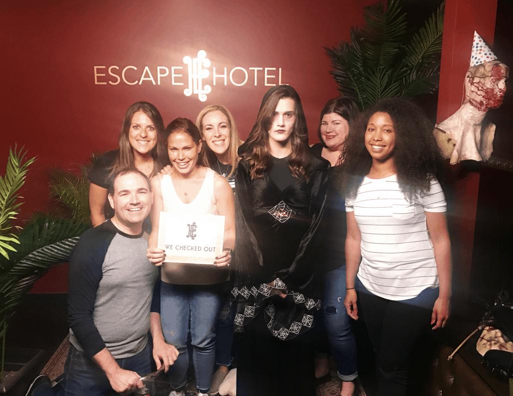 Escape Room In LA - Winners