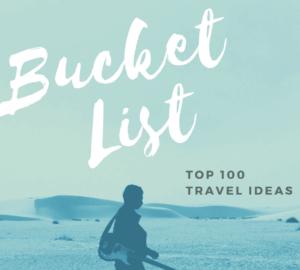 Bucket List Travel
