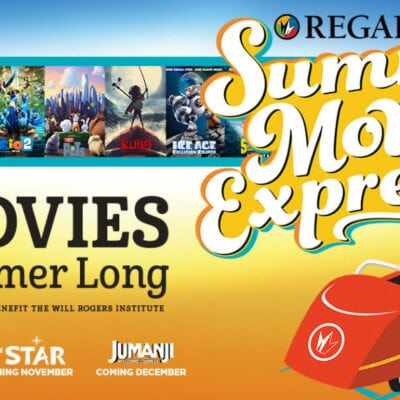 Regal $1 Movie Line Up: 2017 Summer Movie Express