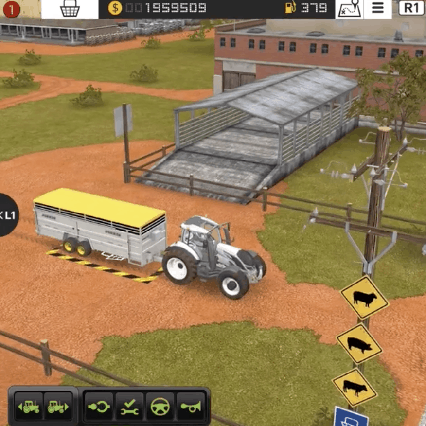 Farming Simulator 18 For Nintendo 3DS: Time To Harvest The Crops!