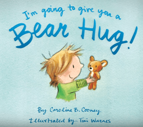 Hug Picture Book giveaway