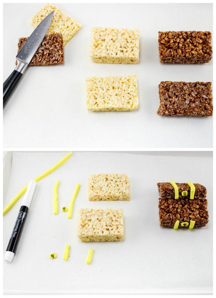rice krispie dessert ideas