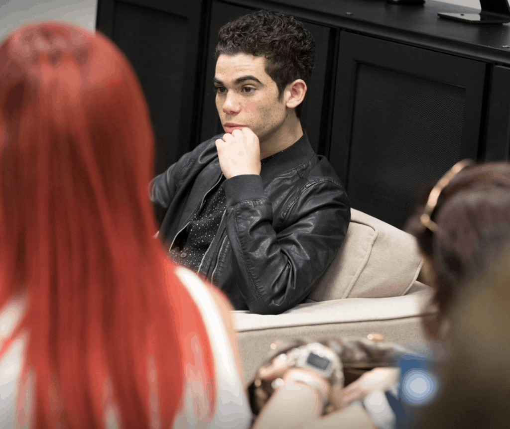 The Descendants 2 Cameron Boyce