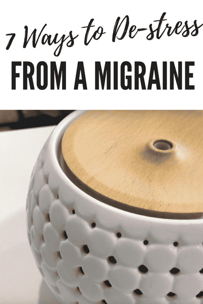 De-stress From A Migraine