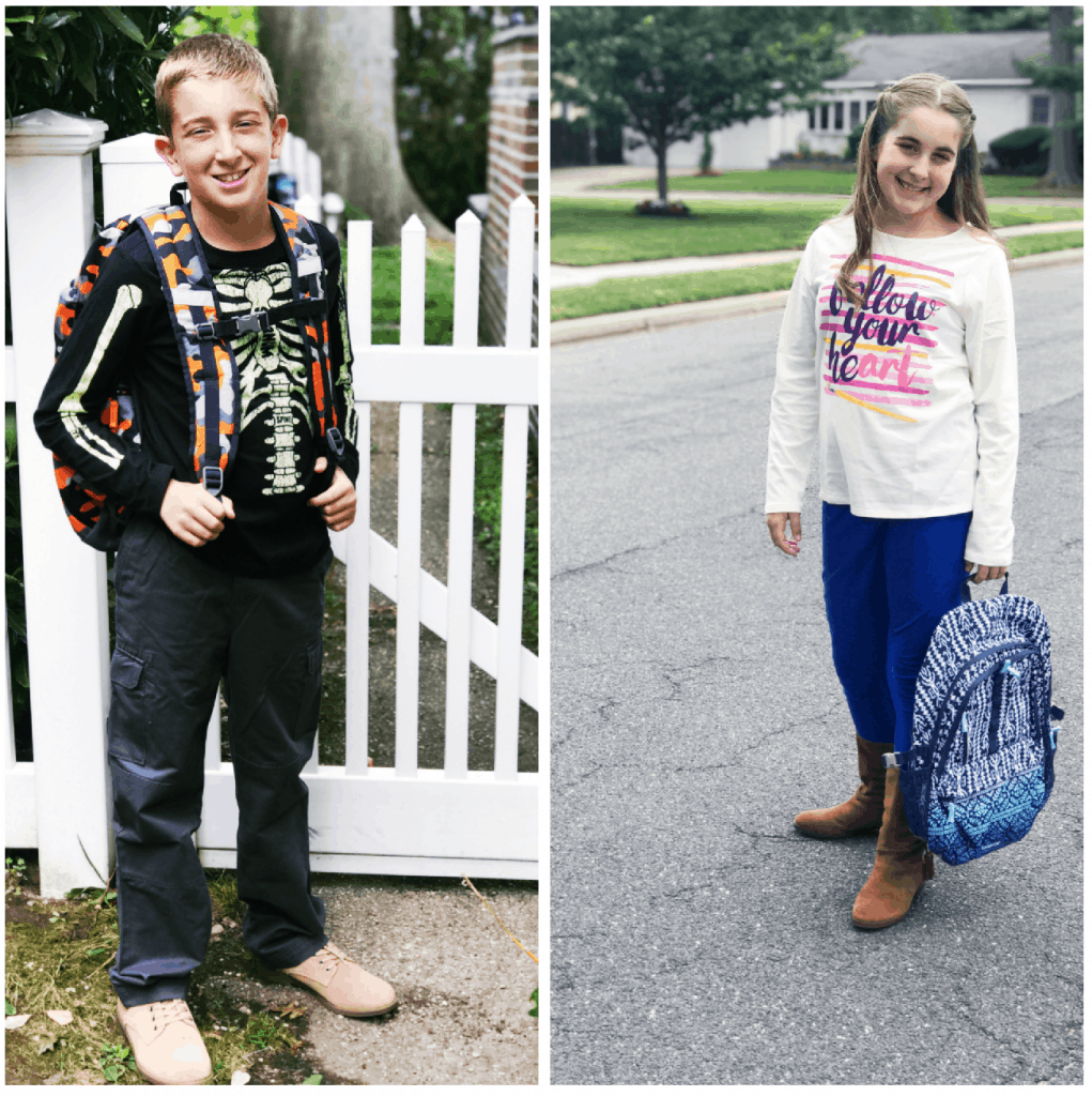 Back to School With Land's End Backpacks