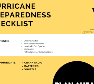 Hurricane Preparedness Checklist: Must-Have Items To Help Your Family Weather The Storm