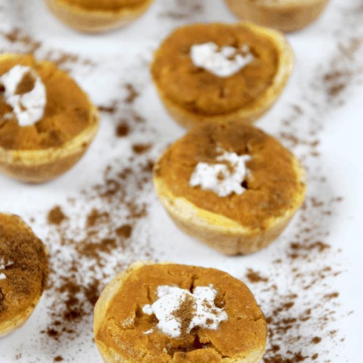 Pumpkin Bites Dessert Recipe