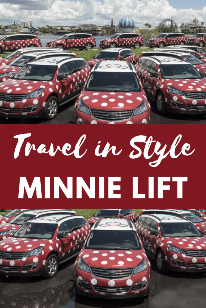 Minnie Mouse Lyft