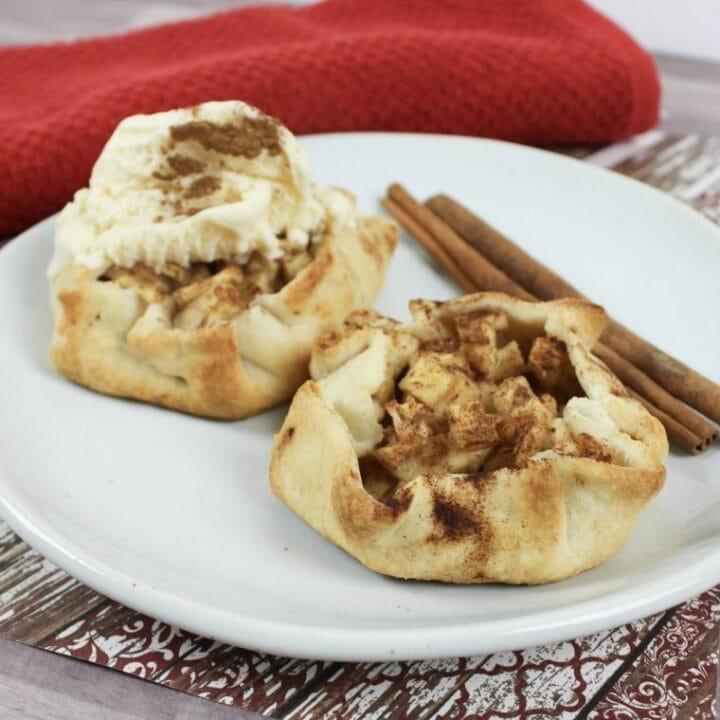 Homemade Mini Apple Pie Recipe