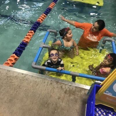 Teaching Confidence Through Swimming Thanks To The Goldfish Swim School @GoldfishSwim