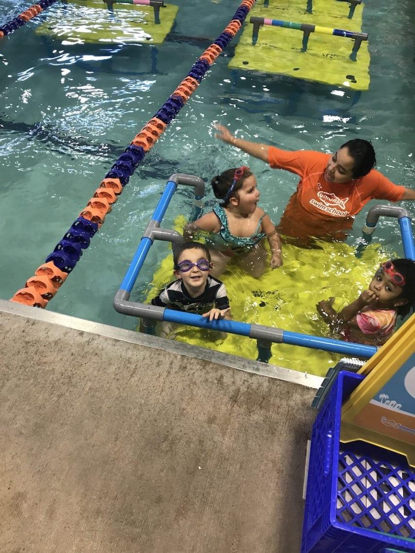 Teaching Confidence Through Swimming Thanks To The