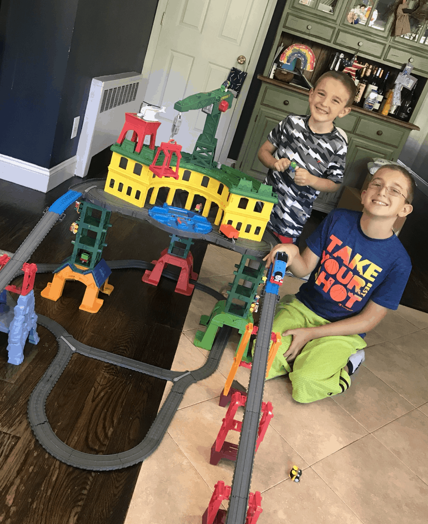 Thomas and Friends Super Station Review
