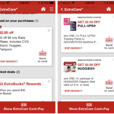 CVS Pay Makes It Easy To Grab Your Essentials While On The Go