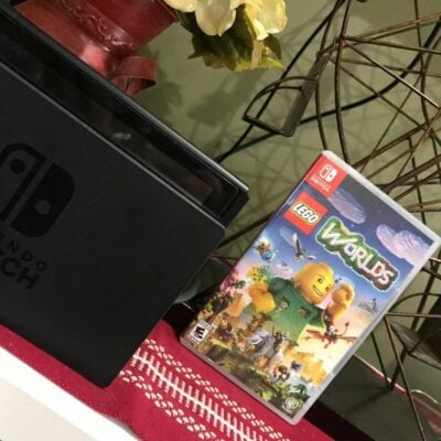 LEGO Worlds For The Nintendo Switch: Game Review