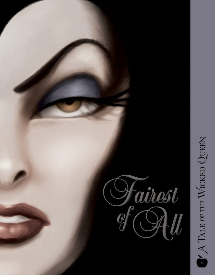 Book Cover White Queen : Mistress of all evil a tale the dark fairy disney