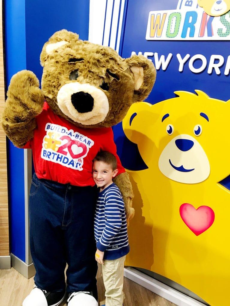Build A Bear New York City