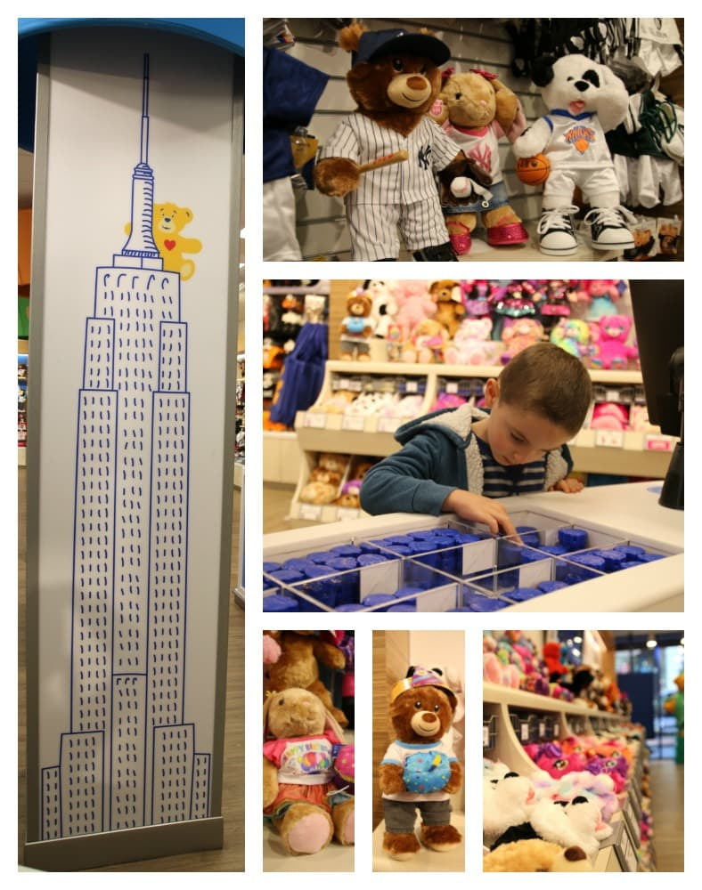 Build-A-Bear Workshop New NYC Flagship Store