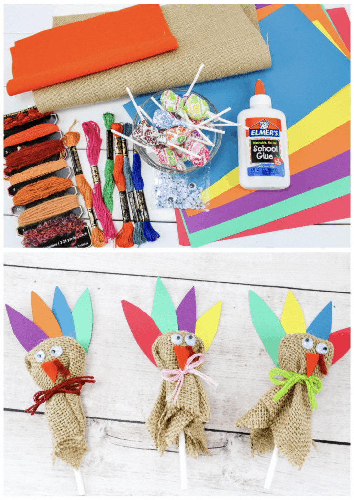 turkey arts and crafts project