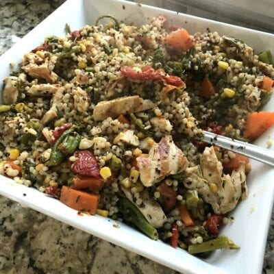 Chicken And Vegetable Couscous Recipe: Hearty Meal For A Cold Day