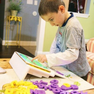 Teaching Your Children To Read With Square Panda