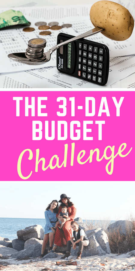 30 day money challenge for couples