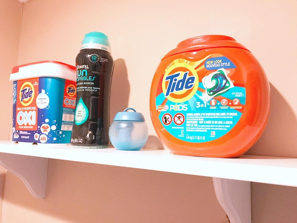 Breaking Down My Laundry Routine