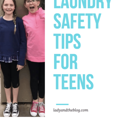 How To Teach Your Older Children About Laundry Safety