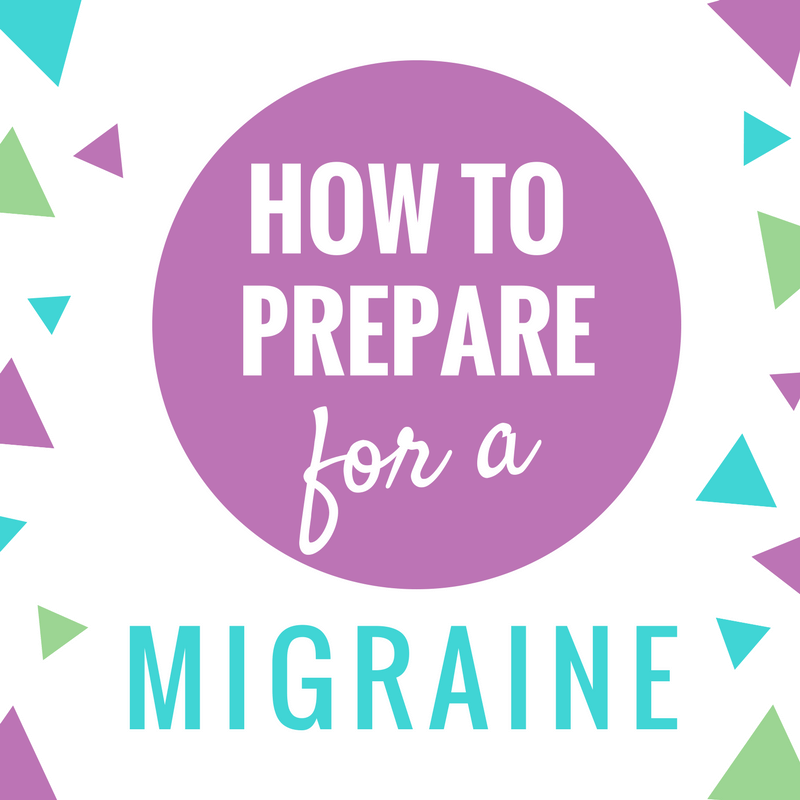 How to Prepare for A Migraine