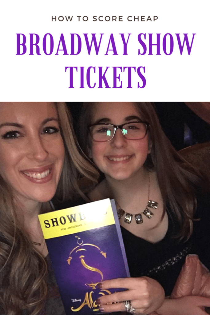 Discounted NYC Broadway Tickets
