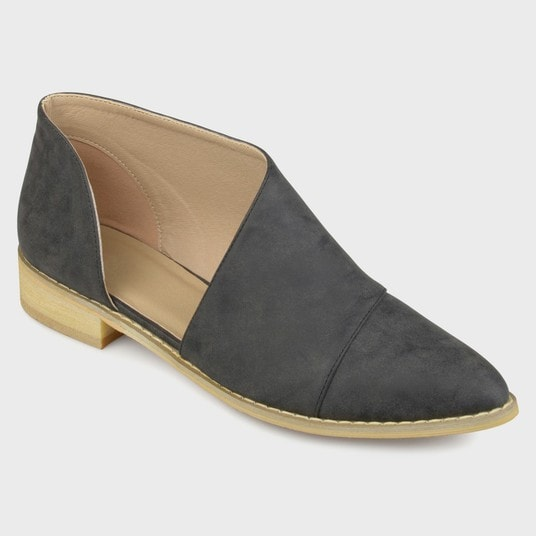 Journee Collection Ballet Flats Quelin - Today's Obsession